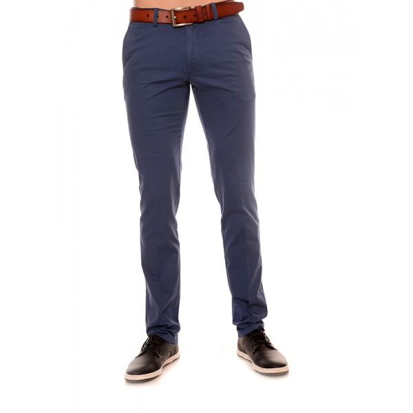 Мъжки спортно - елегантен панталон 2018 - Y - 05, Силует М