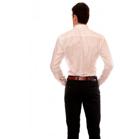 Мъжка риза 1804, Силует М