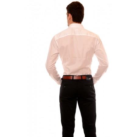 Мъжка риза 1803, Силует М