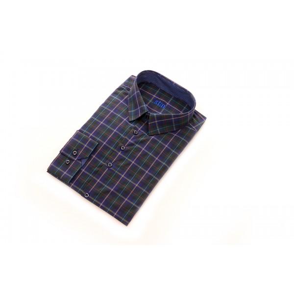 Mъжка риза 3000, Силует М