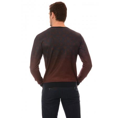 Мъжка  блуза 7042, Силует - М