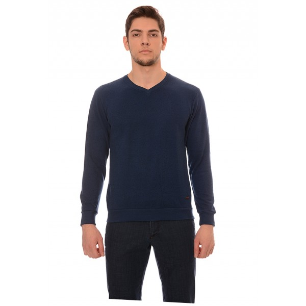 Мъжка  блуза 7045, Силует - М