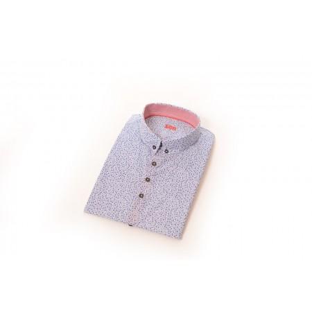 Men's Shirt 03098, Siluet M