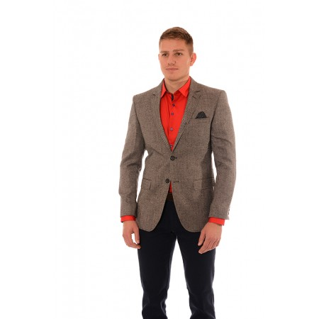 Men's jacket 0910 - 10, Siluet M