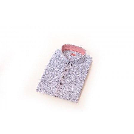 Men's Shirt 03098, Siluet M