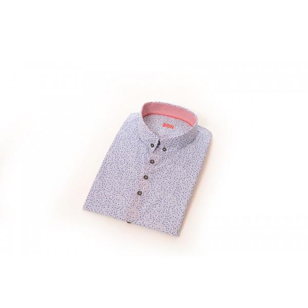 Мъжка риза 03098, Силует М