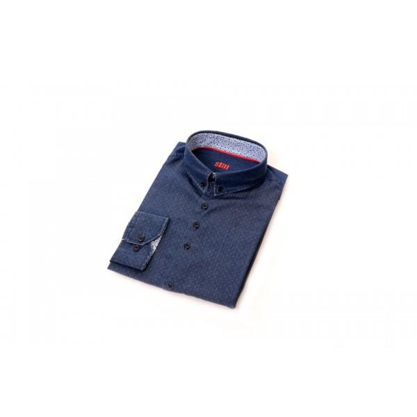 Мъжка риза 11991, Силует М