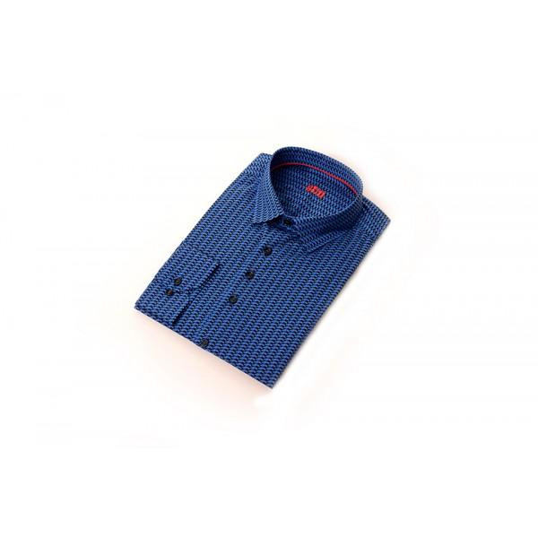 Men's Shirt 19207, Siluet M