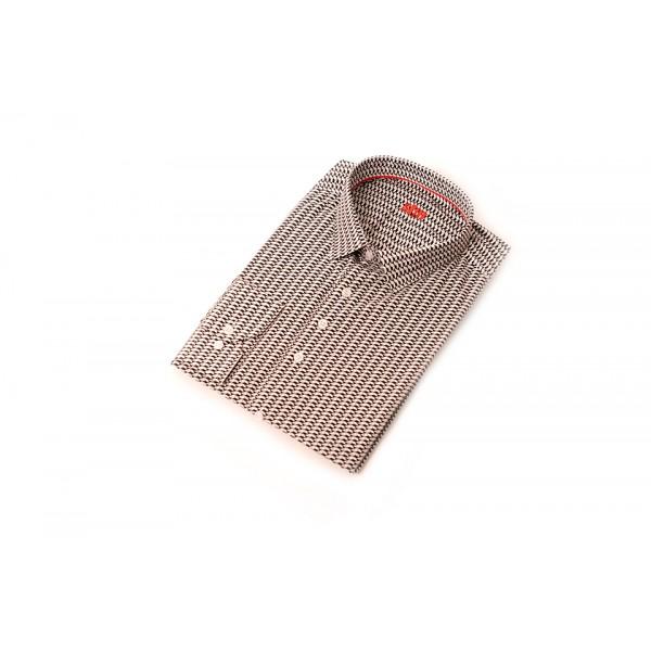 Men's Shirt 19209, Siluet M