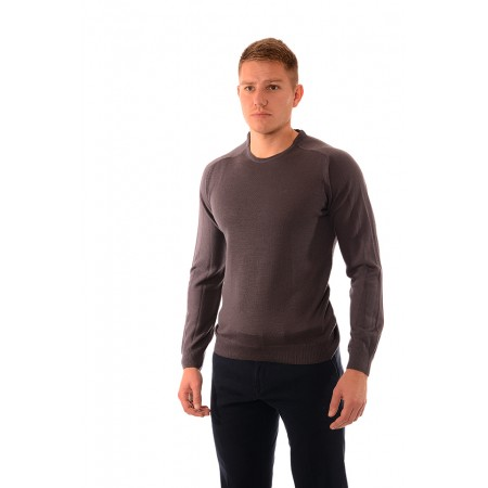 Men's woolen sweater BS 1012, Siluet M