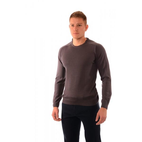 Мъжки вълнен пуловер BS 1012, Силует М