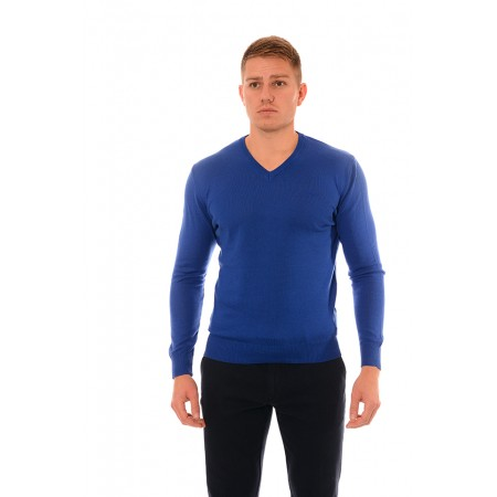 Мъжки вълнен пуловер BS 1027, Силует М