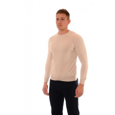 Мъжки вълнен пуловер BS 1003, Силует М