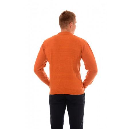 Мъжки вълнен пуловер BV 2072, Силует М
