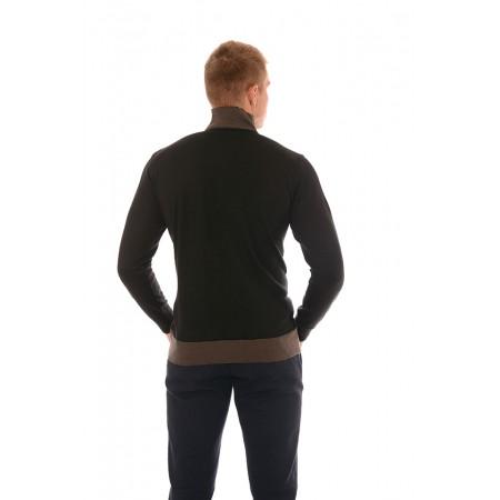 Мъжки вълнен пуловер BS 1018, Силует М