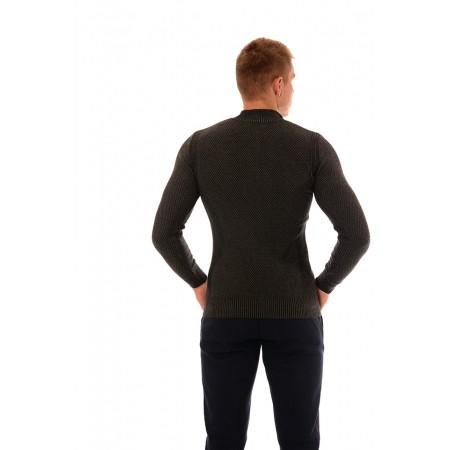 Мъжки вълнен пуловер BS 1028, Силует М