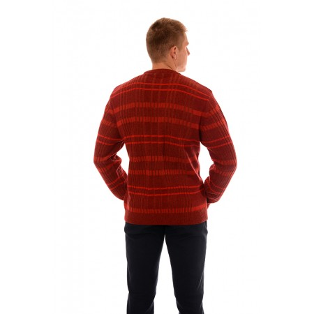 Men's woolen sweater BV 2073, Siluet M