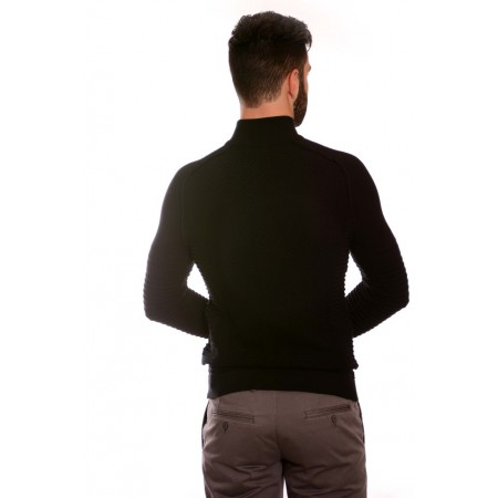 Men's cardigan 109, Siluet M