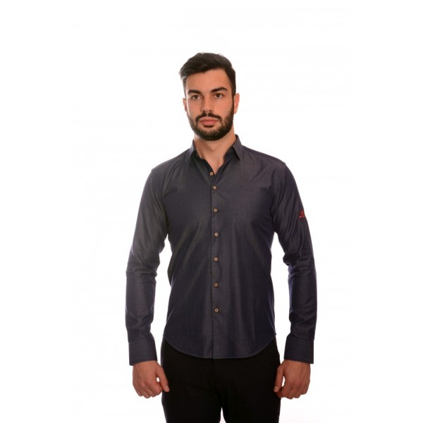 Men's shirt DE 600, Siluet M
