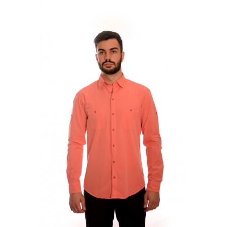 Men's shirt  HB - 161542 - D, Siluet M
