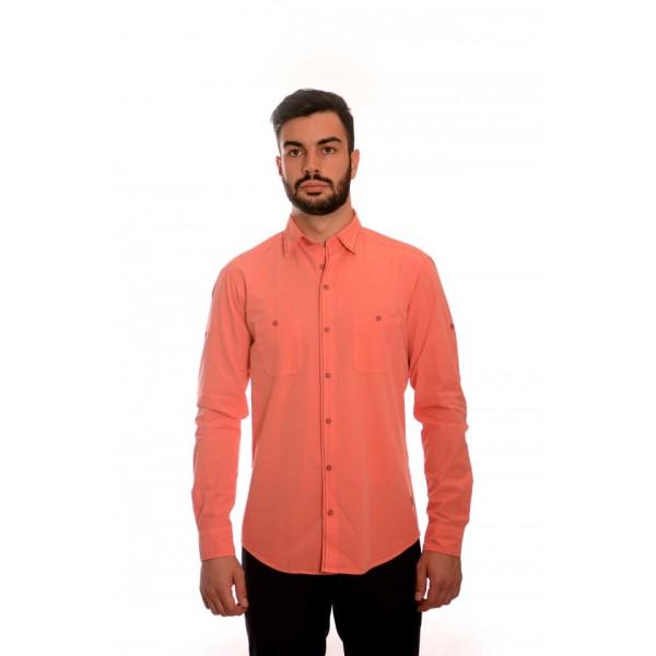 Men's shirt  HB - 161542 - D, Siluet M