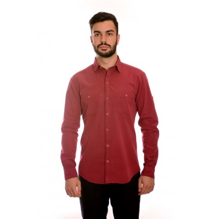Men's shirt  HB - 192039 - D, Siluet M