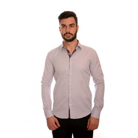 Men's shirt  PO - 1519 - AM, Siluet M