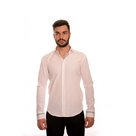Men's shirt WL 002, Siluet M