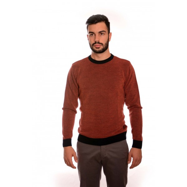 Men's sweater 1972, Siluet M