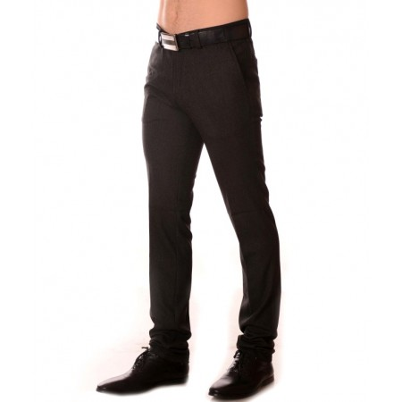 Men's sports - elegant trousers 2019 - W - 01, Siluet M