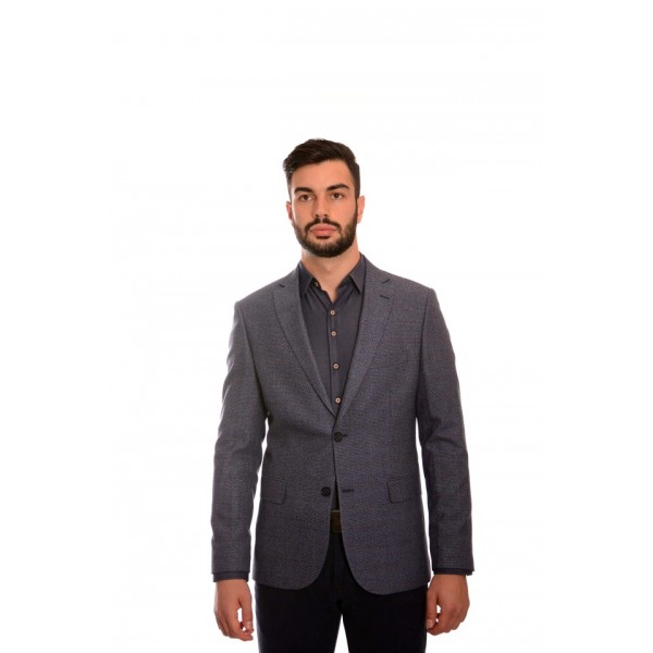 Men's wool sports jacket KLS 4193, Siluet M