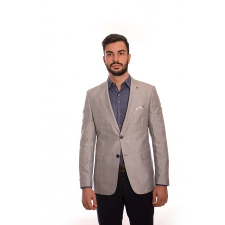 Men's official jacket 19504 - 21, Siluet M