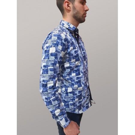 Мen's shirt K - 5612 - 1, Siluet M