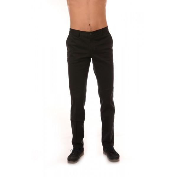 Мъжки спортно - елегантен панталон 2017 - 303, Силует - М