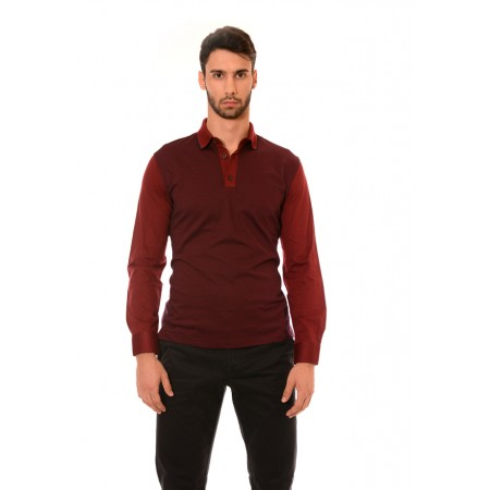 Men's Blouse 123, Siluet - M