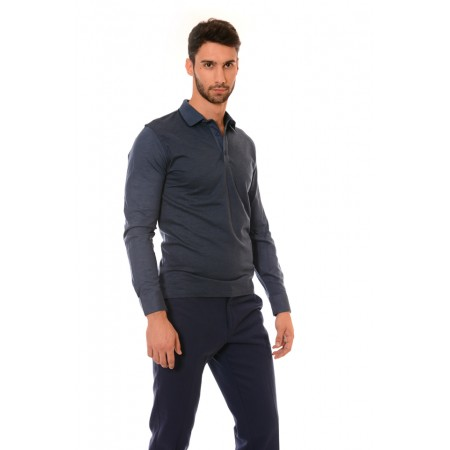Men's Blouse 124, Siluet - M