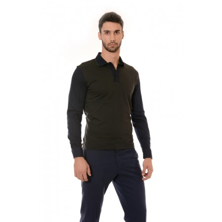 Men's Blouse 125, Siluet - M