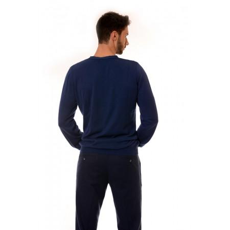 Мъжки пуловер 1921, Силует - М