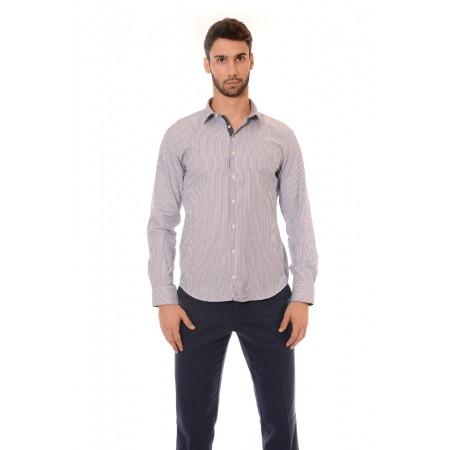 Мъжка риза 2068, Силует М