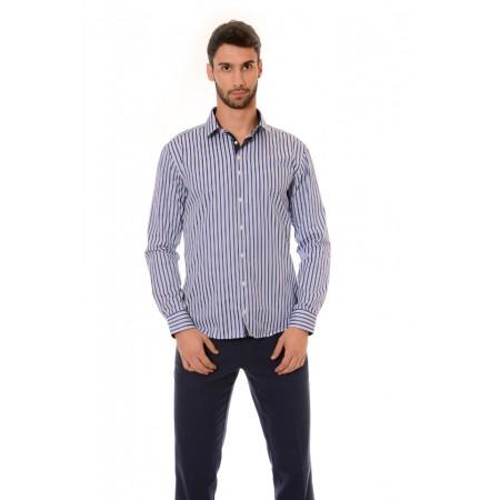 Men's shirt 2018, Siluet - M