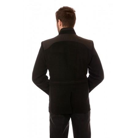 Мъжко палто 1175, Силует М