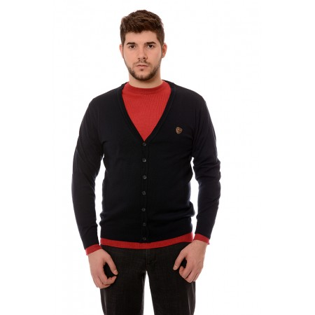 Men's Cotton Vest 23179, Siluet M