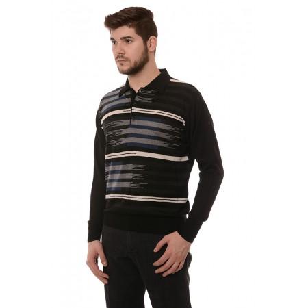 Men's wool sweater 7353, Siluet M