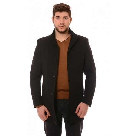 Men's  coat 11798, Siluet M