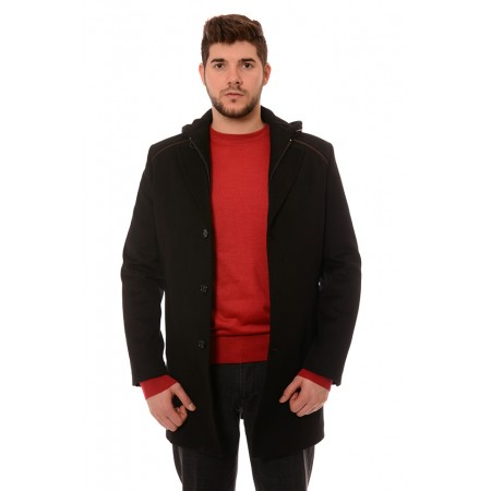 Men's  coat 988, Siluet M