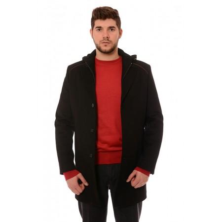 Men's  coat 988, Siluet M