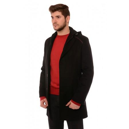 Мъжко палто 988, Силует М