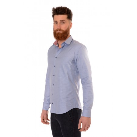 Мъжка риза 354 Силует М