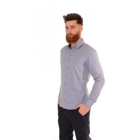 Мъжка риза 2028 Силует М