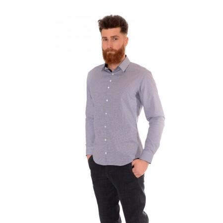 Мъжка риза 2021 Силует М